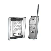 accessoires pour portail extel antenne boitier ext rieur interphone caritel1000 caritel1000 2. Black Bedroom Furniture Sets. Home Design Ideas