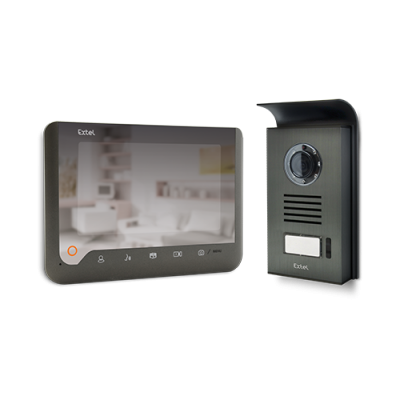 accessoires pour portail extel platine de rue pour visiophone levo access nova ice step. Black Bedroom Furniture Sets. Home Design Ideas