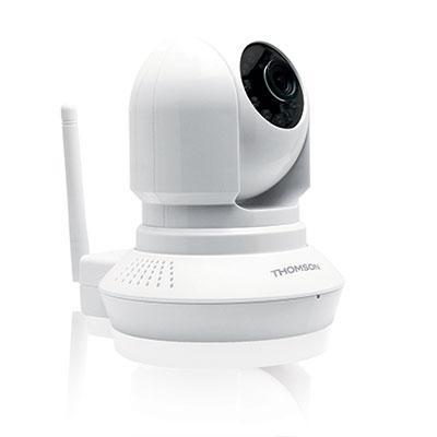 Caméra IP Wifi motorisée 720p compatible Thombox Thomson