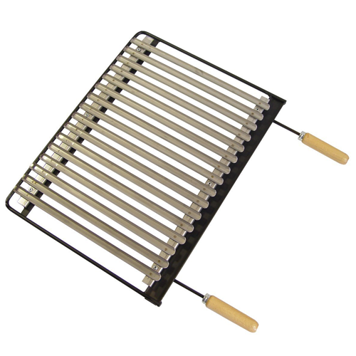 Grille pour barbecue artisanal