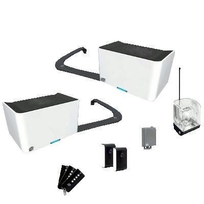 comment choisir sa motorisation de portail guides techniques maisonic. Black Bedroom Furniture Sets. Home Design Ideas