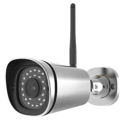 Caméra IP Wifi FHD avec détection de mouvement usage extérieur Thomson