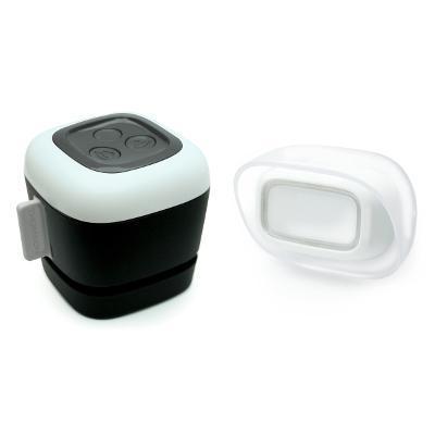 Sonnette sans fil 300m de portée fonctions flash + MP3 Thomson