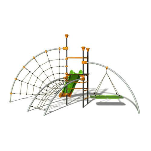 Structure de jeux - EVO ZENY
