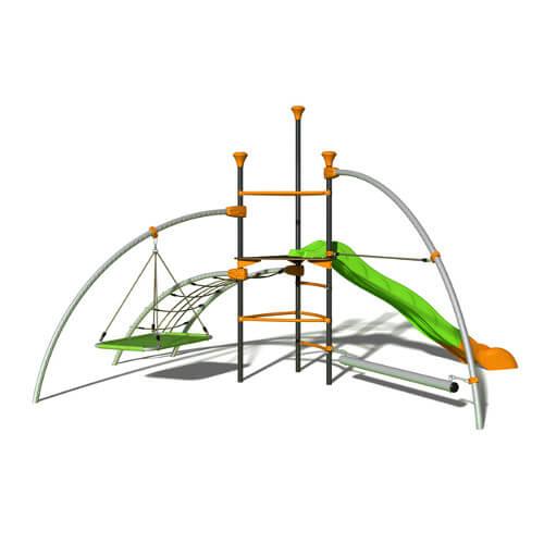 Structure de jeux - EVO GYL