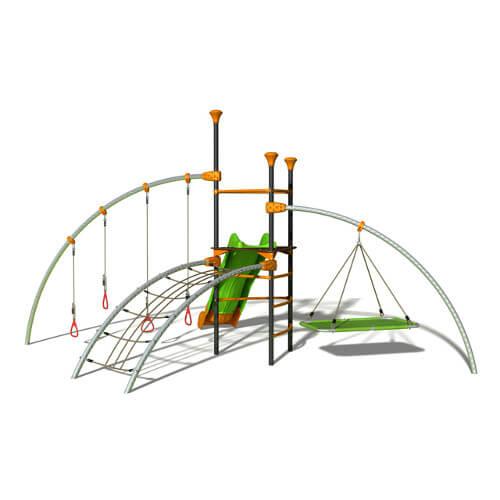 Structure de jeux - EVO LUDO