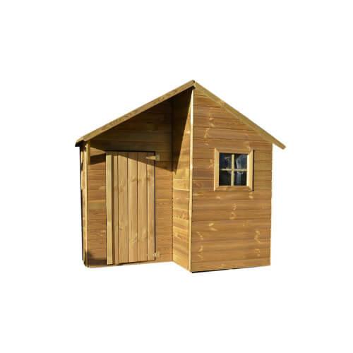 Maisonnette bois 1.96m² avec plancher- LUCY