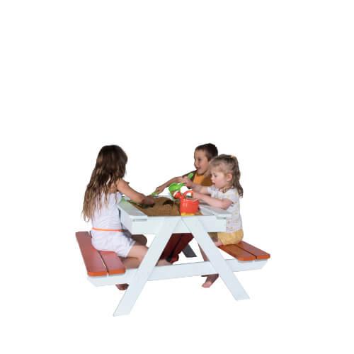 Table picsand bois enfant